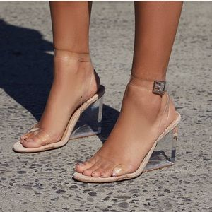 Ego official clear wedges
